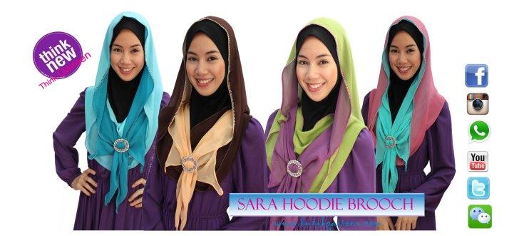 sara hoodie brooch copy