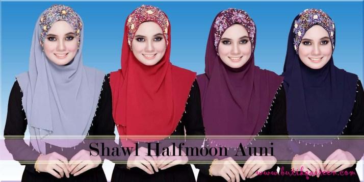 Shawl Halfmoon Auni copy